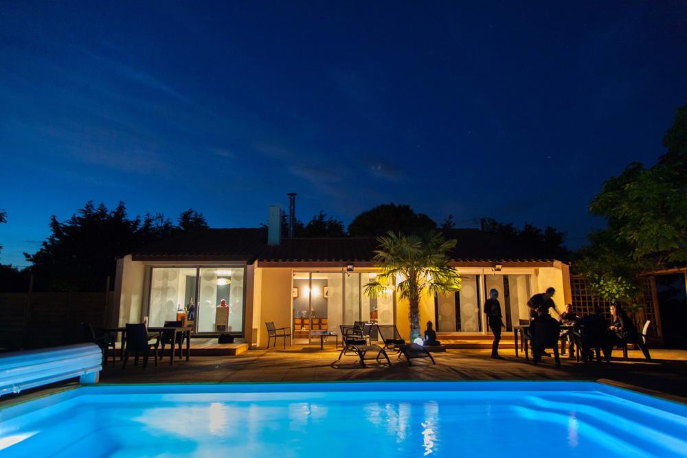 Villa de la narduci re chambre d 39 h te 10 minutes du for Puy du fou chambre d hote